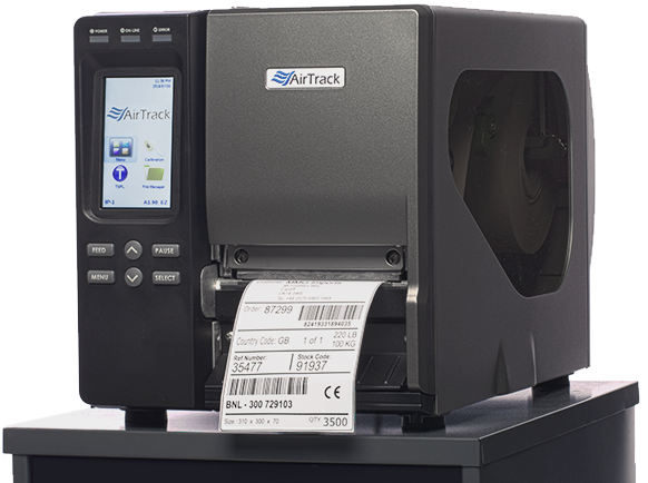 AirTrack - Barcode Scanners, Printers, and Supplies - AirTrack